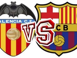 tarjetarojadirecta.es Valencia FC Barcelona