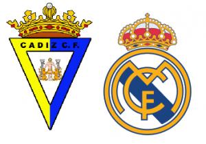 Cádiz - Real Madrid en la Copa del Rey