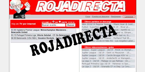 TARJETA ROJA DIRECTA FUTBOL EN DIRECTO GRATIS POR INTERNET