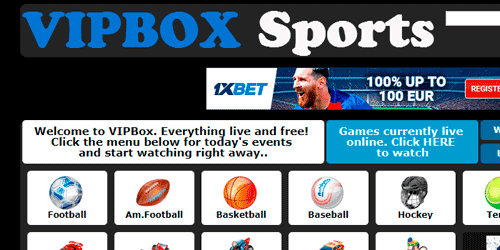 VIPBOX FUTBOL ONLINE