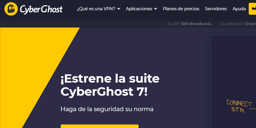 cyberghost vpn gratis para apps y pc  y mac
